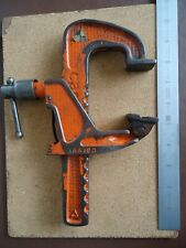 """* CARVER * 6"""" inch /150 Welding Clamp ~ No T186 ~ Made in England"""