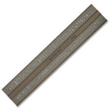 Schriftschablone 7,0 mm Koh-I-Noor 748037 nach ISONORM
