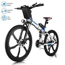 Elektrofahrrad Upgrade 26Zoll Mountainbike E-Bike Pedelec Klappbar 250W Citybike