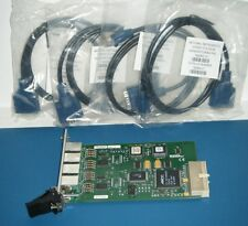 Ni Pxi-8421/4 4ch Rs485 Rs422 with New Cables, National Instruments *Tested*