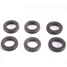 6 x Black Wiring Rubber Grommets 32mm - Kit Car, Sports Cars ELC0079