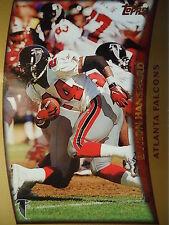 NFL 209 Byron Hanspard Atlanta Falcons Topps 1998