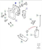 LAND ROVER GENUINE DOOR LOCK ASSEMBLY LATCH -Defender (A2) 2007- FQJ500340