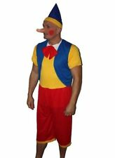 Cotton Blend Unisex Fancy Dress Complete Outfits