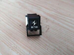 Testina Shure m75b perfettamente funzionante per vari tipi di giradischi