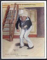 PLAYERS-GILBERT & SULLIVAN (2ND SERIES L25 LARGE CARD)-#14- DICK DEADEYE
