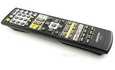 ONKYO AV Receiver GENUINE Remote TX-SA605 TX-SA8560 TX-SR605 TX-SR605B TX-SR605C