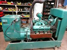 Onan 85 Kw Natural Gas Generator 480 Or 240 Volt Or 220 Single Phase