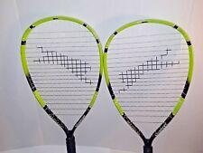 Set Of 2 Slazenger Magnum Raquetball Rackets