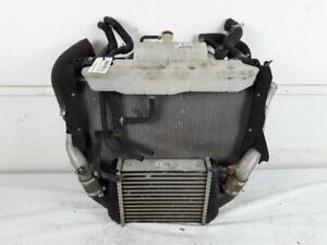 2013 NISSAN CABSTAR 2488 DIESEL YD25 RAD PACK Radiator - KIT87144