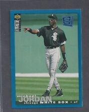 1994 Upper Deck Baseball card #238 Michael Jordan NM and Centered