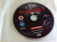 The Grudge 2 DVD R2 Horror Film - DISC ONLY in Plastic Sleeve