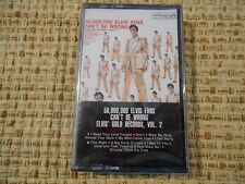 50,000,000 Elvis fans can't be wrong factory sealed cassette   free shipping