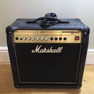 Marshall Valvestate 2000 AVT 20 amplifier - guitar amp music speakers