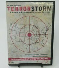 TERRORSTORM: HISTORY OF GOVERNMENT SPONSORED TERRORISM DVD DOCUMENTARY, CONTROL