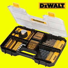 DEWALT DT71569 100 PC Masonary Wood Drill Screwdriver Bit Set in TSTAK Drawer