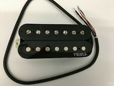 TESLA PLASMA 71 HUMBUCKERS FOR 7 STRING GUITAR, NECK POSTION 14.5 KOHM, BLACK