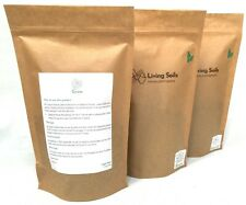 Living Soils - Organic Dry Amendment Fertiliser Bundle (3 x 400ml)