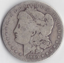 1890 dólar Morgan 'o' - USA NUEVA ORLEANS Menta-Plata 0.900 *