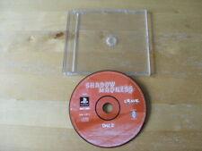 Shadow Madness (Sony Playstation 1, 1999) - SOLO DISCO 2-Solo disco 2