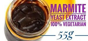 High Quality SL  MARMITE Large Yeast Extract Spread 55g with 100% VEGETARIAN