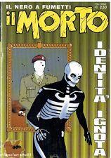 Fumetto Noir IL MORTO n.10