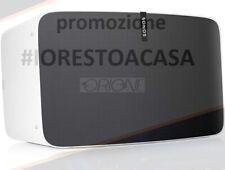 S98499 Sonos Play 5 Smart Speaker Multiroom Wireless Hi-fi Bianco Pl5g2eu1 8717