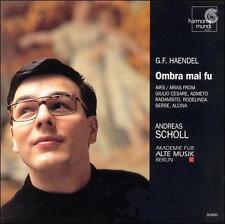 Handel: Ombra Mai Fu, Arias from Giulio Cesare, Admeto, Radamisto, Rodelinda, Se