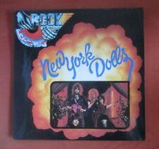 New York Dolls (Australia only) Lp - Rock Legends