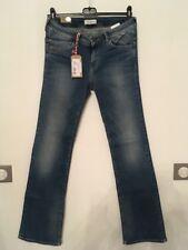Jeans Femme Lee Cooper LC131 6919 Medium Worm Bleu Taille 38 FR / W28L32 US