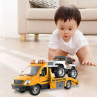 1/18 Rechargeable 2.4Ghz RC Trailer Toys Toys Crane Transporter for Child