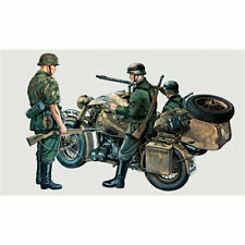 ITALERI BMW R75 with Side Car 315 1:35 Military Vehicle Model Kit