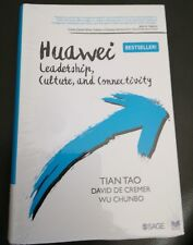 Huawei : Leadership, Culture, and Connectivity by Tian Tao Technology China NEW