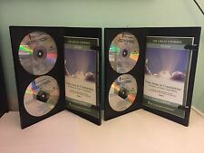 "The Teaching Company Great Courses ""From Jesus to Constantine"" Pt.1&2 - 4 DVDS"