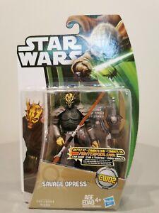 Star Wars SAVAGE OPRESS Custom Carded Mini Minifigure Rebels
