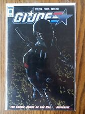 G.I. Joe #5 - Snake Eyes Subscription Variant - IDW Comics - 1st Print - NM