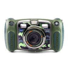 VTech Kidizoom DUO Camera - Camouflage - Online Exclusive New