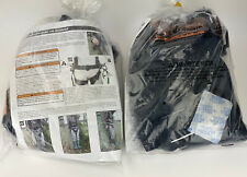 Summit Safety Harness Su18195 Set Of Two Adult Size 350 Lb Lineman's Belt Strap