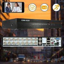 OWSOO 16 Channel Full D1/CIF DVR CCTV Security Camera System Standalone DVR D0A9