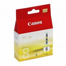 Canon CLI 8-Y, Yellow NEU;  Kein Refill, Rechnung m. Mwst.