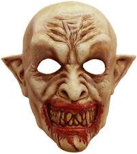 Máscaras y caretas para disfraces de vampiros