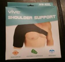Vive Shoulder Support - Rotator Cuff Compression, One Size