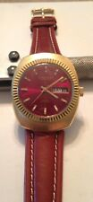 Vintage 1971 Caravelle 17 Jewel Automatic Men's Watch