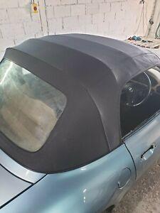 1997 BMW Z3 E36 Convertible Soft Top Hood Roof BLACK