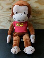 "CURIOUS GEORGE 21"" Large Plush MONKEY Doll"