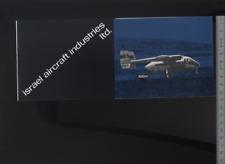 (192) Brochure aviation Aircraft Israel Industries arava stol