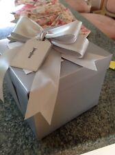 9 Collect Med Silver Neiman Marcus Gift Tag Oh What Fun Its To Give Bx Tissue
