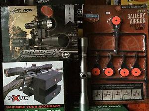 Gun Rests + Rifle + Pistol + Target Shooting + Hunting