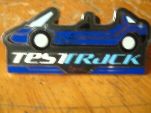 Disney 2013 Epcot New Test Track Car Trading Pin