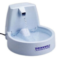 Drinkwell Original Drinking Pet Water Fountain Water Bowl Dogs / Cats FCB-AU-17